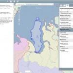 Написание модуля «районы» для mapSurfer