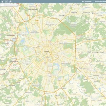 Модуль MapSurfer v.3.6
